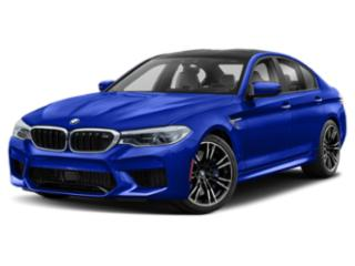 2019 BMW M5 Pictures M5 Sedan photos side front view