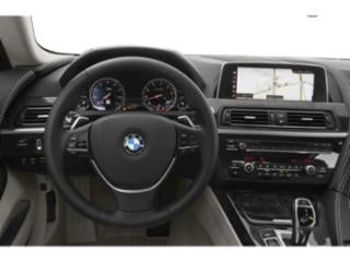 2019 BMW 6 Series Pictures 6 Series 640i Gran Coupe photos driver's dashboard
