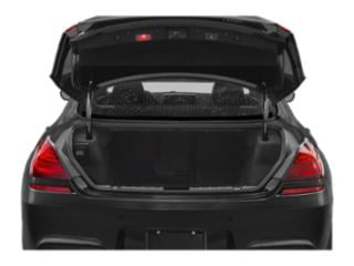 2019 BMW M6 Pictures M6 Gran Coupe photos open trunk