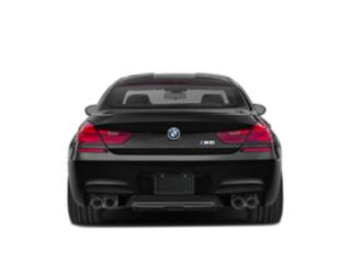 2019 BMW M6 Pictures M6 Gran Coupe photos rear view