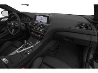 2019 BMW M6 Pictures M6 Gran Coupe photos passenger's dashboard