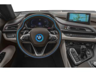 2019 BMW i8 Pictures i8 Coupe photos driver's dashboard