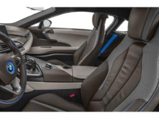 2019 BMW i8 Pictures i8 Coupe photos front seat interior