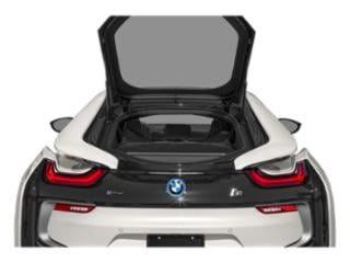 2019 BMW i8 Pictures i8 Coupe photos open trunk