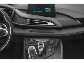 2019 BMW i8 Pictures i8 Coupe photos stereo system