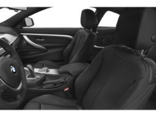 2019 BMW 4 Series Pictures 4 Series 440i Convertible photos front seat interior