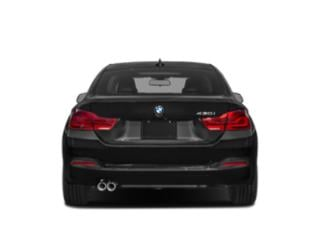 2019 BMW 4 Series Pictures 4 Series 430i Gran Coupe photos rear view