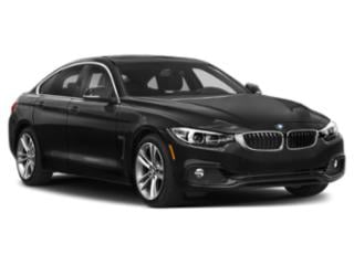 2019 BMW 4 Series Pictures 4 Series 430i Gran Coupe photos side front view