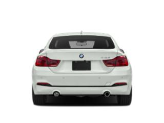 2019 BMW 4 Series Pictures 4 Series 440i xDrive Gran Coupe photos rear view
