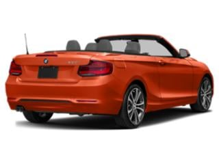 2019 BMW 2 Series Pictures 2 Series 230i Coupe photos side rear view