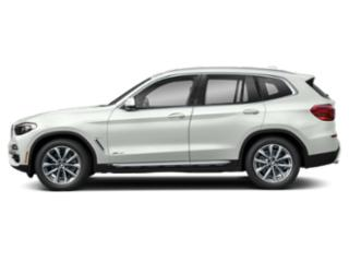 2019 BMW X3 Pictures X3 xDrive30i Sports Activity Vehicle photos side view