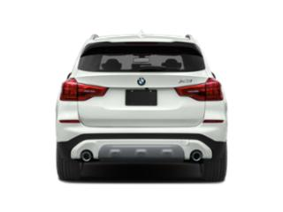 2019 BMW X3 Pictures X3 xDrive30i Sports Activity Vehicle photos rear view
