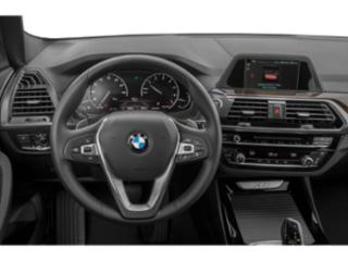 2019 BMW X3 Pictures X3 xDrive30i Sports Activity Vehicle photos driver's dashboard