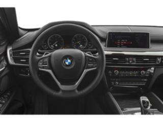 2019 BMW X6 Pictures X6 xDrive35i Sports Activity Coupe photos driver's dashboard