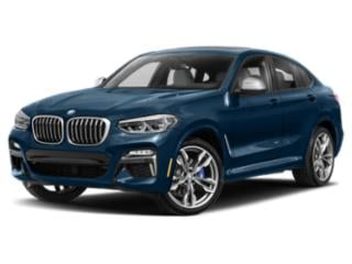 2019 BMW X4 Pictures X4 M40i Sports Activity Coupe photos side front view