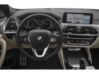 2019 BMW X4 Pictures X4 M40i Sports Activity Coupe photos driver's dashboard