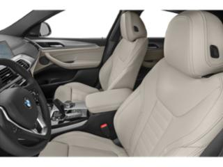 2019 BMW X4 Pictures X4 M40i Sports Activity Coupe photos front seat interior
