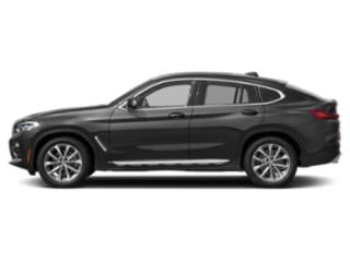 2019 BMW X4 Pictures X4 M40i Sports Activity Coupe photos side view