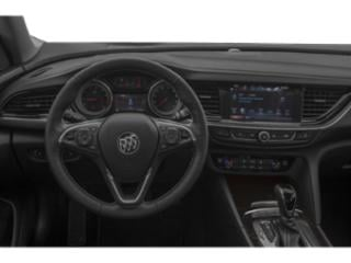 2019 Buick Regal Sportback Pictures Regal Sportback 4dr Sdn Preferred II FWD photos driver's dashboard