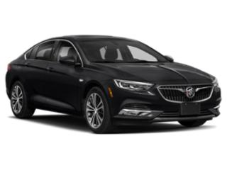 2019 Buick Regal Sportback Pictures Regal Sportback 4dr Sdn Preferred II FWD photos side front view