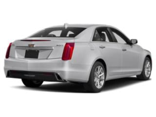 2019 Cadillac CTS Sedan Pictures CTS Sedan 4dr Sdn 2.0L Turbo Luxury RWD photos side rear view