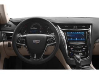 2019 Cadillac CTS Sedan Pictures CTS Sedan 4dr Sdn 2.0L Turbo Luxury RWD photos driver's dashboard