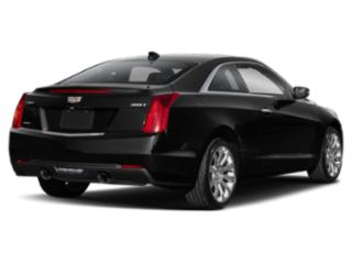 2019 Cadillac ATS Coupe Pictures ATS Coupe 2dr Cpe 3.6L Premium Luxury AWD photos side rear view