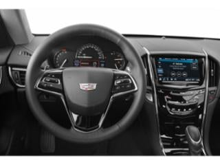 2019 Cadillac ATS Coupe Pictures ATS Coupe 2dr Cpe 3.6L Premium Luxury AWD photos driver's dashboard