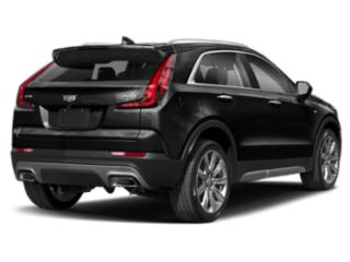 2019 Cadillac XT4 Pictures XT4 AWD 4dr Luxury photos side rear view