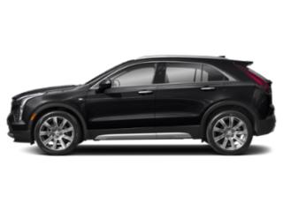 2019 Cadillac XT4 Pictures XT4 AWD 4dr Luxury photos side view