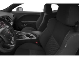 2019 Dodge Challenger Pictures Challenger SXT RWD photos front seat interior