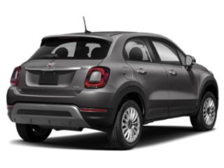 2019 FIAT 500X Pictures 500X Pop AWD photos side rear view