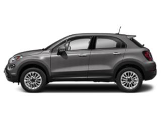 2019 FIAT 500X Pictures 500X Pop AWD photos side view