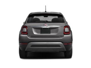 2019 FIAT 500X Pictures 500X Pop AWD photos rear view