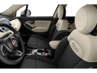 2019 FIAT 500X Pictures 500X Pop AWD photos front seat interior