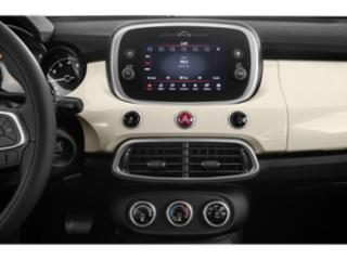 2019 FIAT 500X Pictures 500X Pop AWD photos stereo system