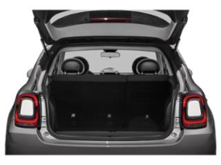 2019 FIAT 500X Pictures 500X Pop AWD photos open trunk