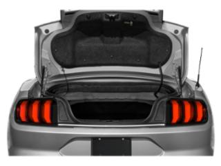 2019 Ford Mustang Pictures Mustang EcoBoost Fastback photos open trunk