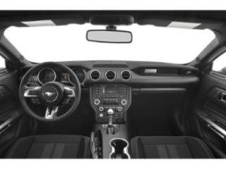 2019 Ford Mustang Pictures Mustang EcoBoost Fastback photos full dashboard