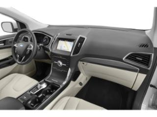2019 Ford Edge Pictures Edge SE AWD photos passenger's dashboard