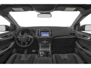 2019 Ford Edge Pictures Edge SE AWD photos full dashboard