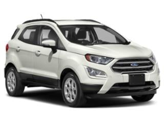 2019 Ford EcoSport Pictures EcoSport Titanium 4WD photos side front view