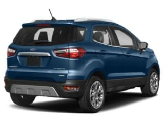 2019 Ford EcoSport Pictures EcoSport Titanium 4WD photos side rear view