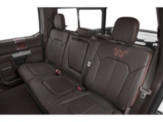 2019 Ford Super Duty F-250 SRW Pictures Super Duty F-250 SRW XL 2WD SuperCab 8' Box photos backseat interior