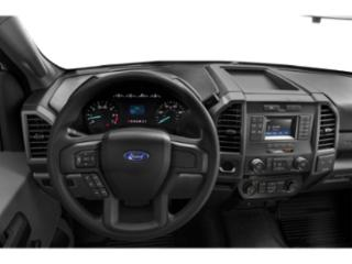2019 Ford Super Duty F-250 SRW Pictures Super Duty F-250 SRW XL 2WD SuperCab 8' Box photos driver's dashboard