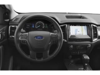 2019 Ford Ranger Pictures Ranger LARIAT 2WD SuperCrew 5' Box photos driver's dashboard