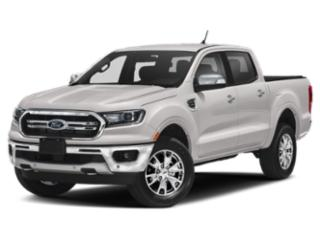 2019 Ford Ranger Pictures Ranger LARIAT 2WD SuperCrew 5' Box photos side front view
