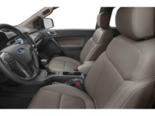 2019 Ford Ranger Pictures Ranger LARIAT 2WD SuperCrew 5' Box photos front seat interior