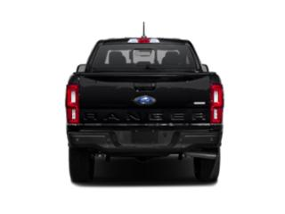 2019 Ford Ranger Pictures Ranger LARIAT 2WD SuperCrew 5' Box photos rear view