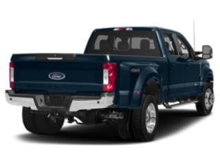 2019 Ford Super Duty F-450 DRW Pictures Super Duty F-450 DRW LARIAT 2WD Crew Cab 8' Box photos side rear view